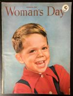 Woman's Day Oct 1949 Roy Pinney Cover