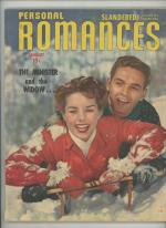 Personal Romances Jan 1949 Colleen Townsend Arthur Anderson Cover