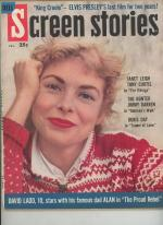 Screen Stories Jul 1958 Janet Leigh Cover Elvis Feature