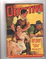 Private Detective Apr 1943 Assault Cover