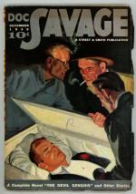 Doc Savage Dec 1938