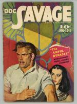 Doc Savage Nov 1940