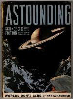 Astounding Apr 1939 Schneeman Cvr; Jack Williamson; Eando Binder; Nat Schachner