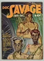 Doc Savage Sep 1941