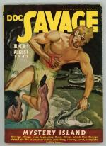 Doc Savage Aug 1941