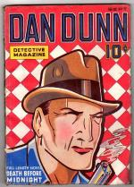Dan Dunn Sep 1936 Vol 1 #1 Rare