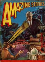 Amazing Stories Jun 1928 Frank R.Paul Cvr; HG Wells; Gernsback; Vincent; Dr Keller