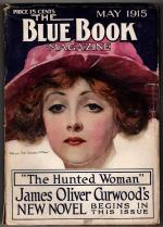 Blue Book May 1915 William Van Dresser Cvr; H. Rider Haggard - Allan Quartmain