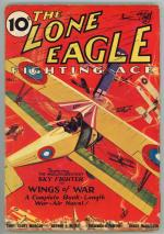 The Lone Eagle Nov 1933 2nd issue