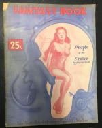 Fantasy Book 1947 #1 issue; 1st published SF by Andre Norton; GGA Cvr