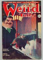 Weird Tales May 1949 Guinta Cvr Art; August Derleth; Greye La Spina