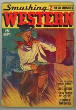 Smashing Western Sep 1936 1st issue!
