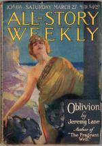 All Story Weekly Mar 27 1920 Burroughs - Tarzan and the Valley of Luna