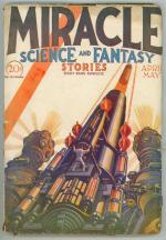 Miracle Science and Fantasy Stories Apr 1931 FIRST