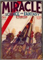 Miracle Science and Fantasy Stories Apr-May 1931 FIRST; Dold Illust; Rousseau
