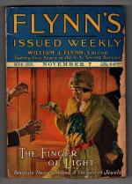 Flynn's Nov 7 1925 Roy W. Hinds