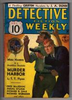 Detective Fiction Weekly Dec 1 1934 T.T. Flynn