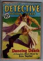 Detective Fiction Weekly Sep 11 1937 Cornell Woolrich; Stookie Allen