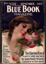 Blue Book Sep 1915 H. Rider Haggard's