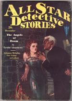 All Star Detective Dec 1930; Leslie Charteris; Johnston McCulley;