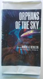 Orphans of the Sky by Robert A Heinlein (First Edition) Proof