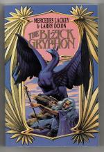 The Black Gryphon by Mercedes Lackey & Larry Dixon (File Copy)