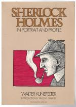Sherlock Holmes in Portrait and Profile by Walter Klinefelter (First thus)