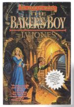 The Baker's Boy by J. V. Jones (First Printing) ARC Proof