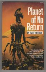 Planet of No Return by Harry Harrison (First thus)