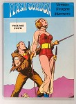 Flash Gordon Versus Frozen Horrors by Alex Raymond comic
