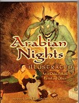 Arabian Nights Illustrated: Art of Dulac, Folkard, Parrish and Others by Jeff A. Menges (editor)