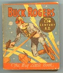 Buck Rogers in the 25th Century A.D. by Phil Nowlan (Big Little Book)