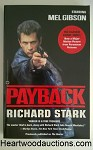 PAYBACK by Richard Stark PARKER Mel Gibson Cover