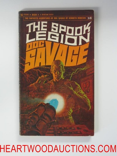 Doc Savage 16 The Spook Legion