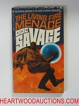 Doc Savage 61 The Living Fire Menace
