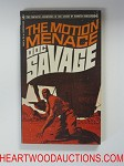 Doc Savage 64 The Motion Menace