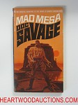 Doc Savage 66 Mad Mesa