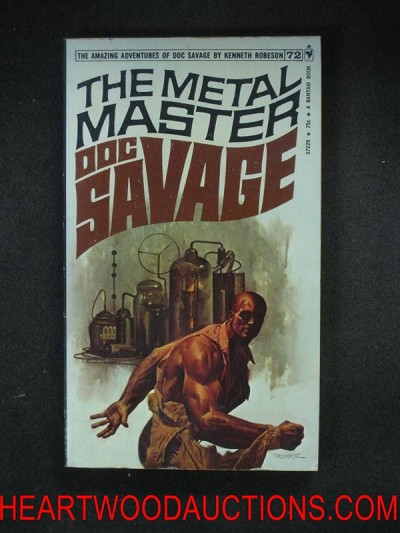 Doc Savage 72 The Metal Master