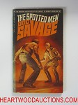 Doc Savage 87 Boris Vallejo Cvr The Spotted Men