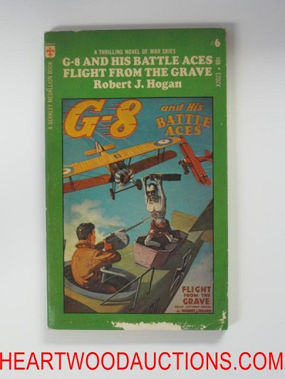 G-8 6 Flight From the Grave