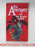 The Avenger 22 George Gross Cvr The Black Death