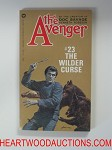 The Avenger 23 George Gross Cvr The Wilder Curse