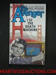 The Avenger 32 George Gross Cvr The Death Machines