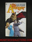 The Avenger 33 Wild GGA/Horror George Grooss Cvr The Blood Countess
