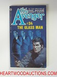 The Avenger 34 George Gross Cvr The Glass Man
