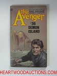 The Avenger 36 George Gross Cvr Demon Island