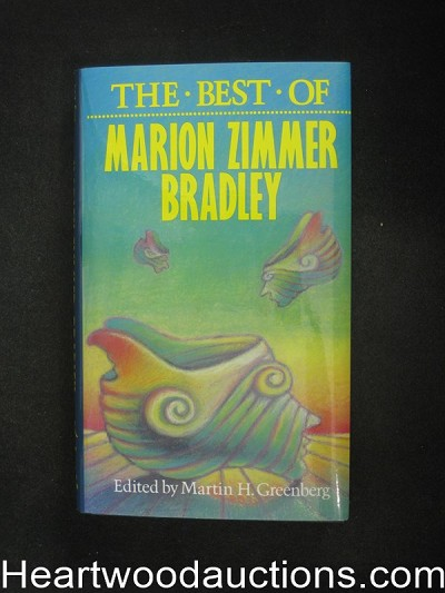The Best of Marion Zimmer Bradley by Marion Zimmer Bradley