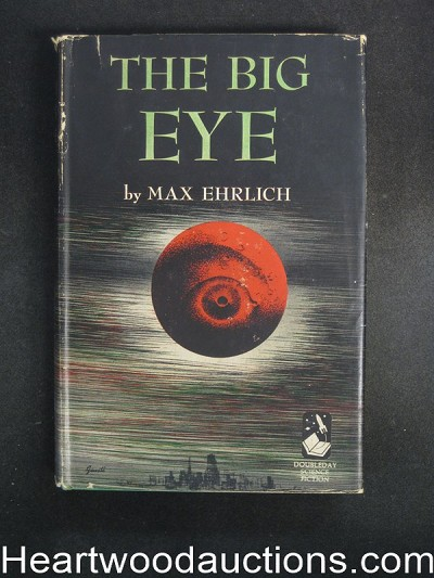 The Big Eye by Max Ehrlich