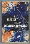 The Martian Chronicles by Ray Bradbury (Signed, First Edition)