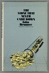 The Stone That Never Came Down by John Brunner (First edition)- High Grade